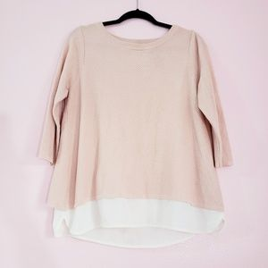 NWT The Limited Crewneck Top Size L